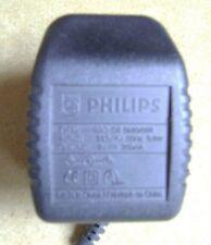 Adaptateur Secteur Chargeur Alimentation 9V DC 200mA PHILIPS SBC CS0920/00R /J23