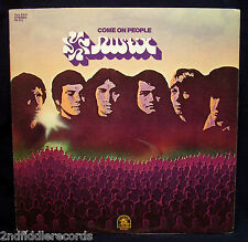 THE RUSTIX-COME ON PEOPLE-Rare Promotional Album-RARE EARTH #RS 713 DJ-Hendrix