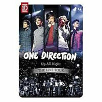 One Direction - Up Tutti Night - The Live Tour Nuovo DVD Region 0
