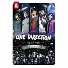 One Direction - UP TODOS NOCHE - THE LIVE TOUR NUEVO DVD