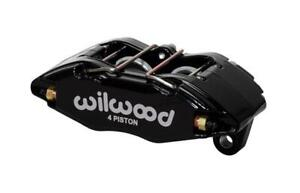 Wilwood 120-12949-BK DPHA (DynaPro  fits Honda/Acura) Calipers & Brake Kit
