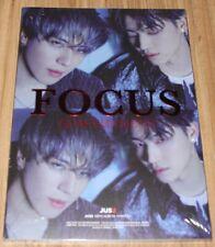 JUS2 GOT7 FOCUS 1ST MINI ALBUM VER. B CD + PHOTOCARD + FOLDED POSTER NEW