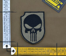 """Ricamata / Embroidered Patch """"Skull Act Of Valor movie"""" with VELCRO® brand hook"""
