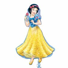 "Princess Snow White - 37"" x 24"" Helium Foil Balloon Party Decoration Supplies"