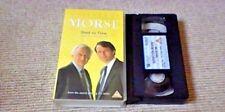 Inspector Morse Dead On Time UK PAL VHS VIDEO 1999 John Thaw Samantha Bond