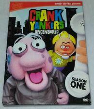 Crank Yankers - Season One: Uncensored (DVD, 2004, 2-Disc Set)