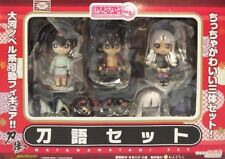 New Good Smile Company Nendoroid Petit Katanagatari Set Painted