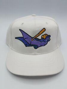 VTG Youth Sz Louisville Bats Snap Back Hat Otto Cap 90's MILB Kentucky Team
