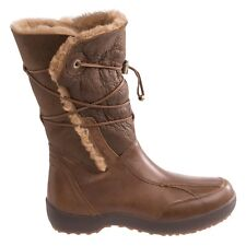Blondo Waverly Hi Womens Cappuccino Brown Wool Lined Snow Boots Size 10 New