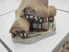David Winter Cottage Moonlight Haven w/ Box