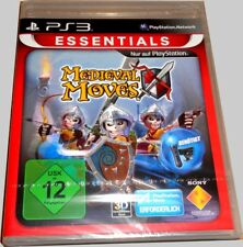 Medieval Moves (Sony PlayStation 3, 2012) PS3 Spiel OVP