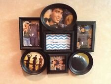 Home Essentials 6Photo An Mirror Black Collage Frame Beautifully Accented