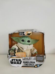 The Mandalorian The Child Baby Yoda Star Wars Animatronic Edition Toy Figure
