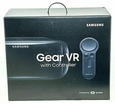 Samsung Gear VR With Controller, Virtual Headset Powered By Oculus - New in Box!