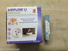 AIRFLOW ICON 15 EXTRACTOR FAN AND PULL CORD 72683501 & 72573602