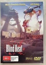 Blind Heat (Maria Conchita Alonso) DVD in GREAT condition (All Regions)