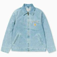 Carhartt WIP Detroit Jacket, Norco Denim, Blue Stone Bleached, XL