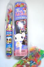 NEW LITTLEST PET SHOP LITE BRITE PICTURE REFILL FITS CUBE & FLAT SCREEN ++ PEGS