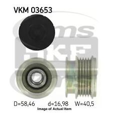 New Genuine SKF Alternator Freewheel Clutch Pulley VKM 03653 Top Quality