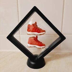 Mini kicks Jordan 11 Gym red 3D photo frame