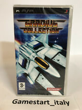 GRADIUS COLLECTION - SONY PSP - NUOVO SIGILLATO - NEW SEALED PAL VERSION