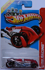 2013 Hot Wheels HW RACING Rat-Ified Col. #146 (Chrome/Red Version)