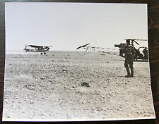 Aviation, PHOTO HELICOPTERE ET ATERRISSAGE NORD 3400, MILITARIA