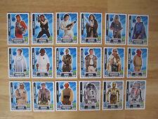 Star Wars Force Attax Karten Serie Movie 2 (Basiskarten 1-192) 19 St. auswählen