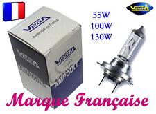 "10 AMPOULES HALOGENE VEGA® ""MAXI"" MARQUE FRANCAISE H7 100W AUTO MOTO PHARE"