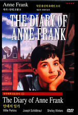 The Diary of Anne Frank (1959) New Sealed DVD