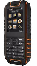 Rugged Cell Phone Unlocked GSM Tmobile Metropcs Simple Mobile NET10  E400ORG