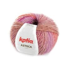 AZTECA von Katia - ROSAS/BEIGE/NARANJA (7852) - 100 g / ca. 180 m Wolle