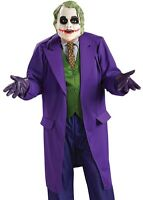 The Joker Costume - Plus Size XL - Adult Mens Batman Dark Knight Deluxe - Fast -