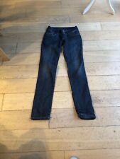 Tommy Hilfiger Sonora Metallic Skinny Jeans 26 Waist (8)