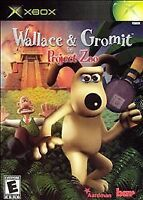 Wallace & Gromit in Project Zoo - Original Xbox Game