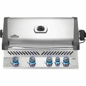 Napoleon BIP500RBPSS-3 Built In Prestige 500 Infrared RB 760 Sq. Inch Gas Grill