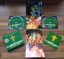ESSENTIAL SELECTION Presents THE CLUBBER'S BIBLE WINTER 2002 x2CD GATEFOLD CASE