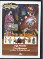 i 7 Re di Roma - Gigi Proietti - commedia di Garinei & Giovannini dvd come nuovo