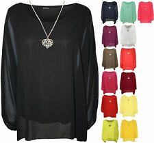 No Pattern Scoop Neck Other Tops Plus Size for Women