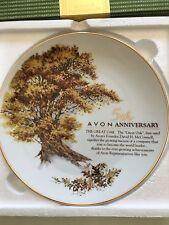 Avon 5th Anneversary Plate - The Great Oak