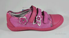 Richter 3501 Girls Pink Suede Trainers UK 12.5 EU 31 US 13 RRP £47
