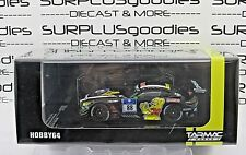 Tarmac Works 1:64 MERCEDES AMG GT3 Nurburgring 2016 24H 3rd Place HARIBO Livery