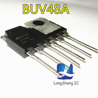 5 PCS BUV48A TO-247 BUV48 POWER TRANSISTORS(15A,400-450V,150W) new