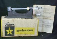 Texan Powder Scale Loader Shotgun 12 Gauge Cartridge Hand Loading Tool Vintage
