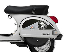 Side Panel Stickers fits Vespa PX T5 Scooter Trojan Oi Decal SP11