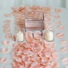 2000 Dusty Rose Silk Rose Petals Wedding Party Decorations Supplies Wholesale