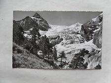 c1965/ 60s B/W Postcard. ROSENLAUI (Switzerland). Gletscher/ Glacier. Alpine