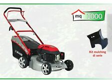 Lawnmower in Outbreak 139cc Professional + Mulching Lawn Mower Steel Maori
