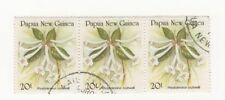 Flowers Papua New Guinean Independent Nation Stamps