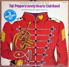 33t Sgt Pepper's Lonely hearts Club band - Abbey Road 78 (2 LP) RARE